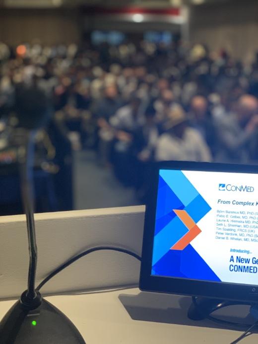 Diversas actividades en el mundial de artroscopia ISAKOS 2019